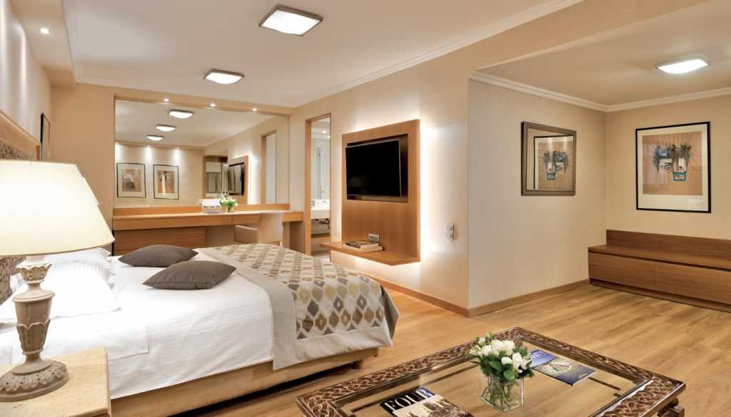 Divani Caravel Hotel - Family Room