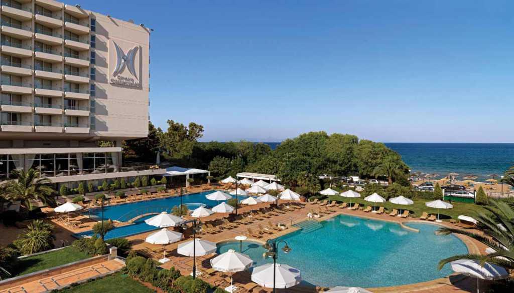 Divani Apollon Palace Outdoor Pools