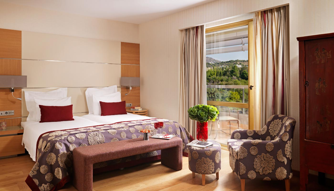 Divani Apollon Suites - Suites - Bedroom